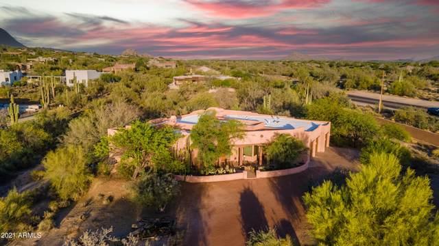 34659 N Los Reales Drive, Carefree, AZ 85377 (MLS #6226153) :: Yost Realty Group at RE/MAX Casa Grande