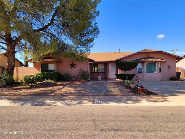4849 Corte Vista, Sierra Vista, AZ 85635 (MLS #6226301) :: Yost Realty Group at RE/MAX Casa Grande