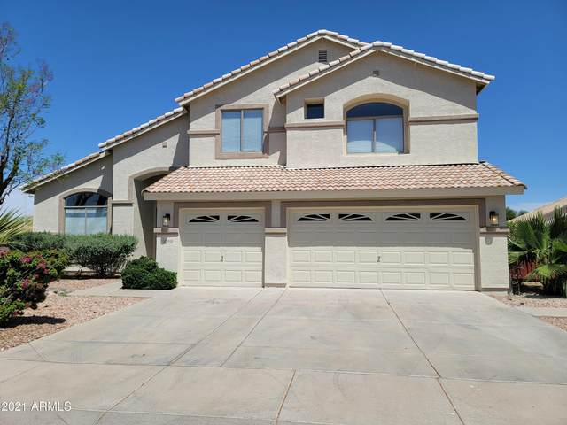 11428 W Bermuda Drive, Avondale, AZ 85392 (MLS #6226378) :: Hurtado Homes Group