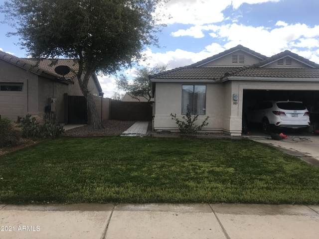 1163 W 2ND Avenue, Apache Junction, AZ 85120 (MLS #6226623) :: Yost Realty Group at RE/MAX Casa Grande