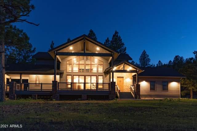 236 W Dawn Circle, Munds Park, AZ 86017 (MLS #6226636) :: Yost Realty Group at RE/MAX Casa Grande