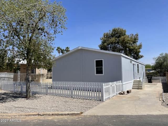 7660 E Mckellips Road #79, Scottsdale, AZ 85257 (MLS #6226741) :: Maison DeBlanc Real Estate