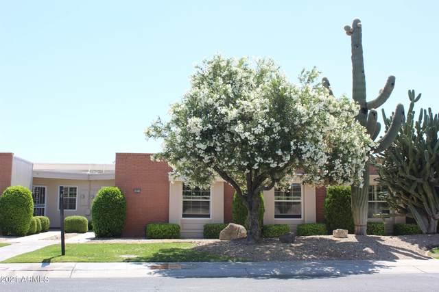 10513 W Ocotillo Drive, Sun City, AZ 85373 (#6226784) :: Luxury Group - Realty Executives Arizona Properties
