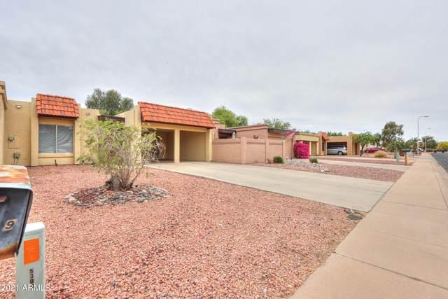 5309 S Mitchell Drive, Tempe, AZ 85283 (MLS #6226799) :: Yost Realty Group at RE/MAX Casa Grande