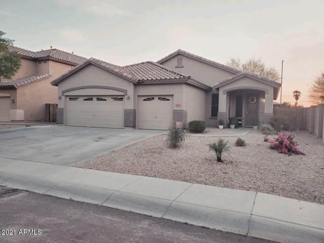 9998 N 86TH Lane, Peoria, AZ 85345 (MLS #6226854) :: My Home Group