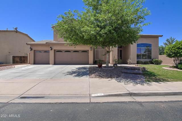 2446 S Sorrelle, Mesa, AZ 85209 (MLS #6226893) :: Klaus Team Real Estate Solutions