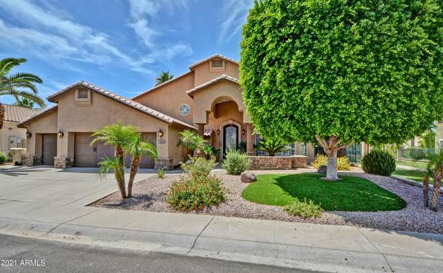 5879 W Del Lago Circle, Glendale, AZ 85308 (MLS #6226987) :: Yost Realty Group at RE/MAX Casa Grande