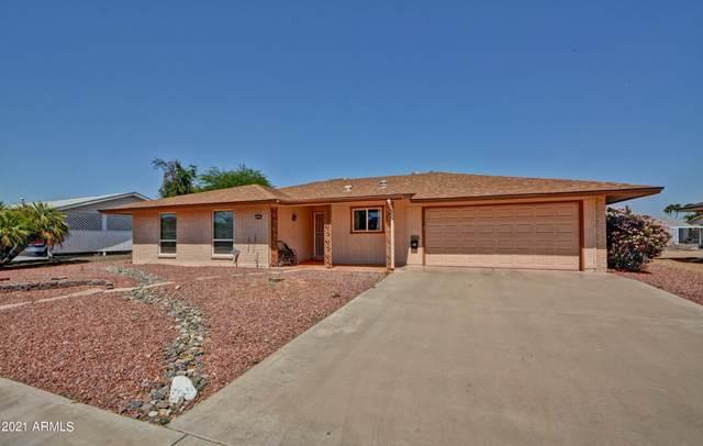 10825 W Tropicana Circle, Sun City, AZ 85351 (MLS #6227108) :: Yost Realty Group at RE/MAX Casa Grande