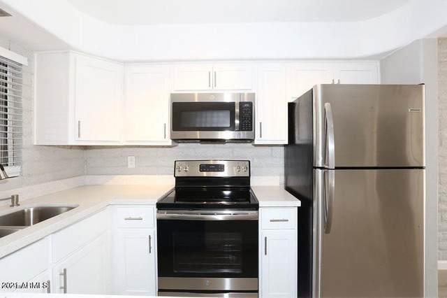 3056 N 32ND Street #339, Phoenix, AZ 85018 (MLS #6227193) :: Yost Realty Group at RE/MAX Casa Grande