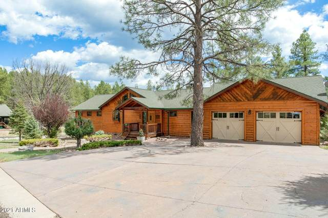 141 N Wild Cat Circle, Payson, AZ 85541 (MLS #6227359) :: Yost Realty Group at RE/MAX Casa Grande