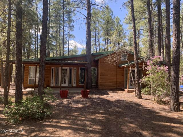 2699 Summer Drive, Lakeside, AZ 85929 (MLS #6227414) :: The Riddle Group