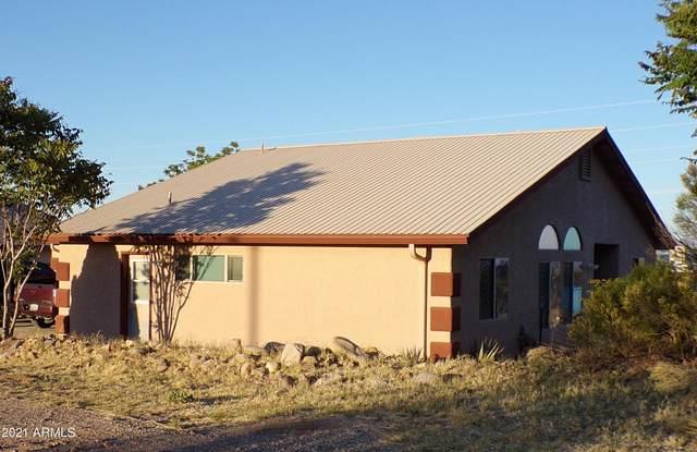 6231 S Saddle Lane, Hereford, AZ 85615 (MLS #6227419) :: Yost Realty Group at RE/MAX Casa Grande