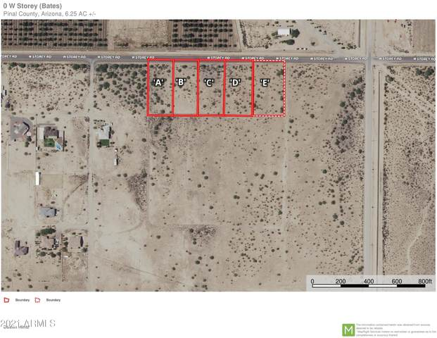 0 W Storey Road, Casa Grande, AZ 85194 (#6227635) :: The Josh Berkley Team