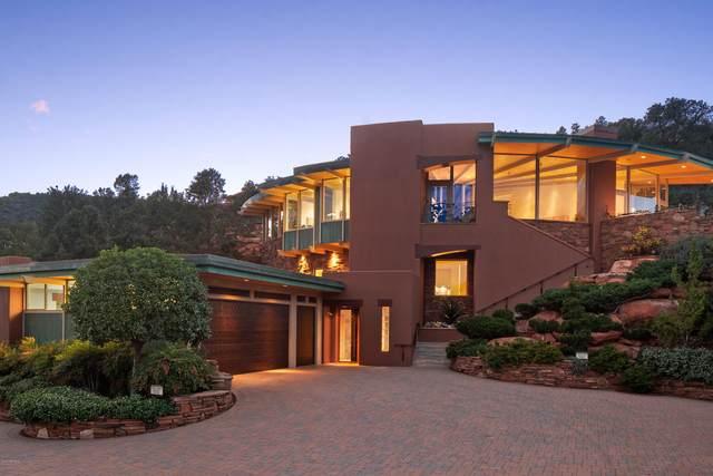 1296 Verde Valley School Road, Sedona, AZ 86351 (MLS #6227672) :: The Copa Team | The Maricopa Real Estate Company