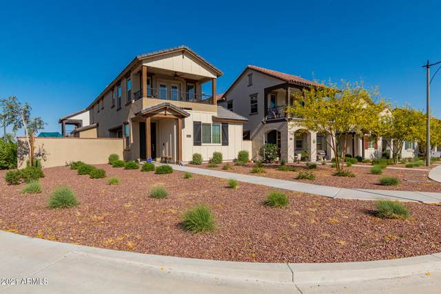 1745 N Marketside Avenue, Buckeye, AZ 85396 (MLS #6227850) :: Long Realty West Valley
