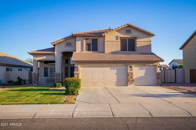 14183 W Amelia Avenue, Goodyear, AZ 85395 (MLS #6227898) :: Long Realty West Valley