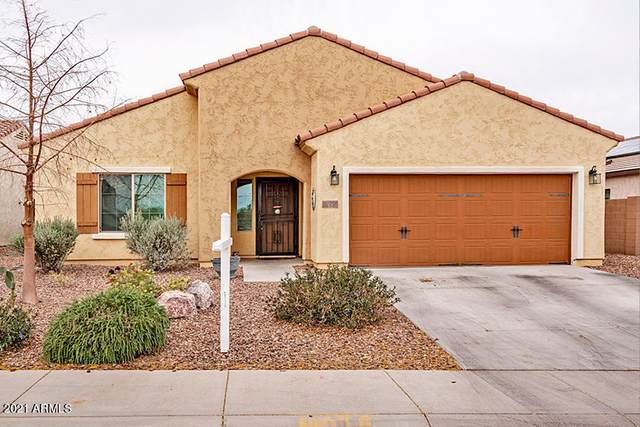 2310 N Palo Verde Drive, Florence, AZ 85132 (MLS #6227970) :: Yost Realty Group at RE/MAX Casa Grande