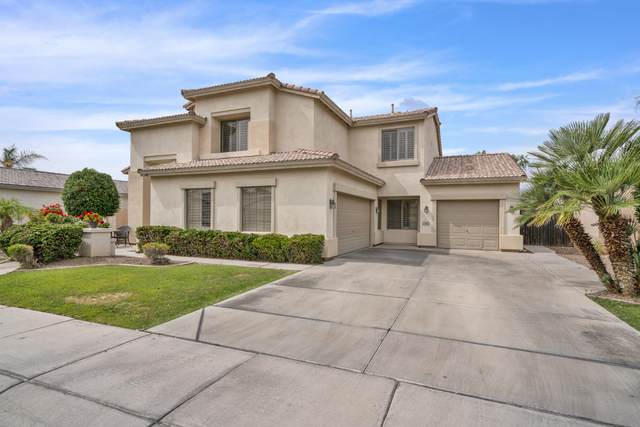 2182 W Hawken Way, Chandler, AZ 85286 (MLS #6227983) :: Kepple Real Estate Group