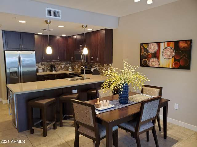 5450 E Deer Valley Drive #1177, Phoenix, AZ 85054 (MLS #6228013) :: Service First Realty