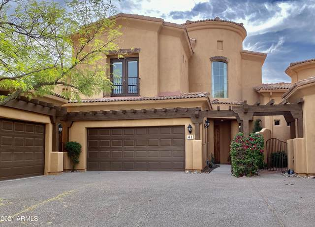 5370 S Desert Dawn Drive #41, Gold Canyon, AZ 85118 (MLS #6228025) :: Howe Realty