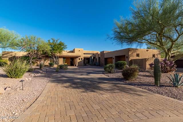 7357 E Spanish Bell Lane, Gold Canyon, AZ 85118 (MLS #6228179) :: Maison DeBlanc Real Estate