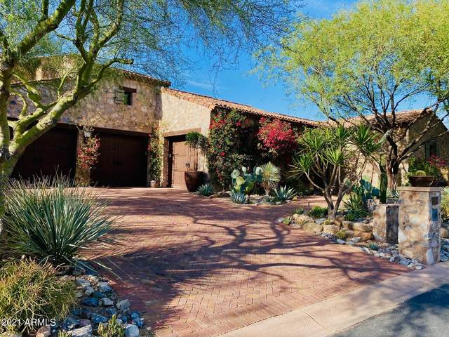 10180 E Desert Sage Drive, Scottsdale, AZ 85255 (MLS #6228249) :: My Home Group