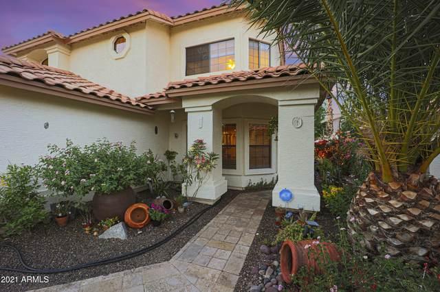 5934 E Kelton Lane, Scottsdale, AZ 85254 (MLS #6228306) :: My Home Group