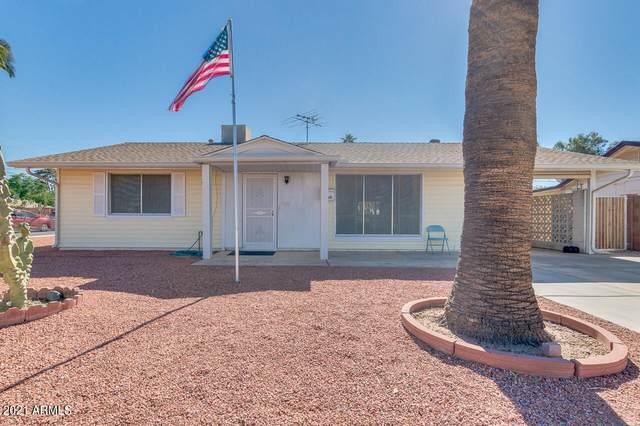 12057 N Cherry Hills Drive E, Sun City, AZ 85351 (#6228597) :: Long Realty Company