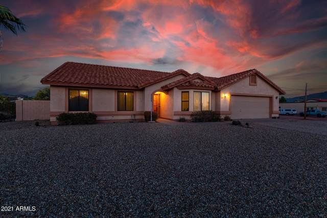 2141 N Sossaman Road, Mesa, AZ 85207 (#6228629) :: Long Realty Company