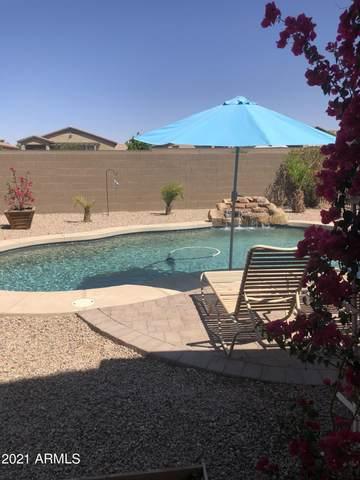 18861 N Toya Street, Maricopa, AZ 85138 (MLS #6228754) :: Midland Real Estate Alliance