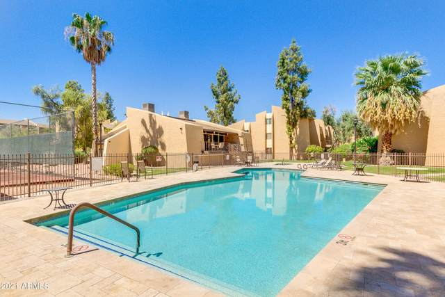 8055 E Thomas Road H201, Scottsdale, AZ 85251 (MLS #6228820) :: ASAP Realty