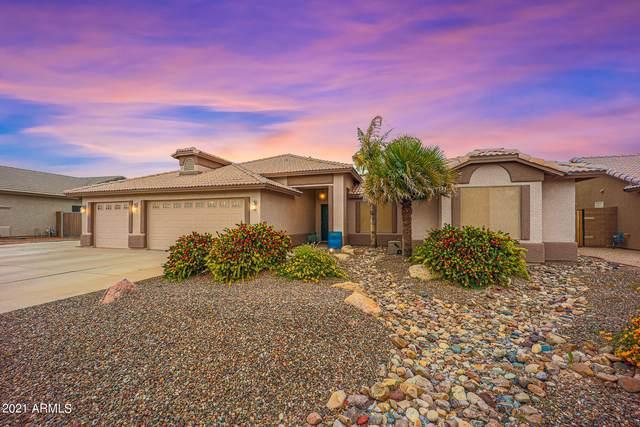 144 E Pebble Trail, Casa Grande, AZ 85122 (MLS #6229006) :: The Copa Team | The Maricopa Real Estate Company