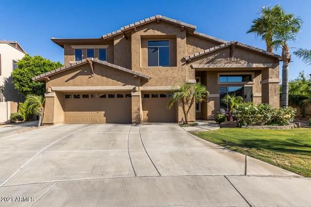 10205 E Lomita Avenue, Mesa, AZ 85209 (MLS #6229224) :: Yost Realty Group at RE/MAX Casa Grande