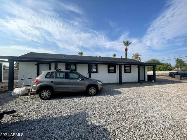 264 N Hamilton Street, Chandler, AZ 85225 (MLS #6229271) :: Yost Realty Group at RE/MAX Casa Grande