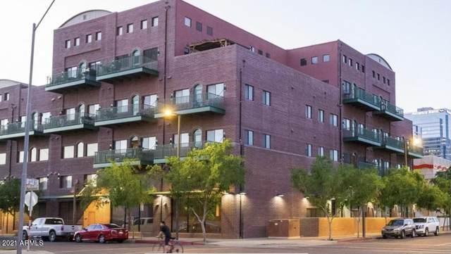 424 S 2ND Street #404, Phoenix, AZ 85004 (MLS #6229472) :: The Carin Nguyen Team