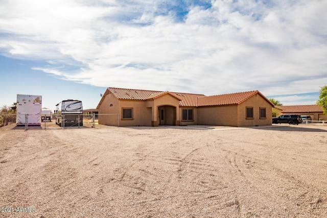 26118 S 196TH Street, Queen Creek, AZ 85142 (MLS #6229516) :: Howe Realty