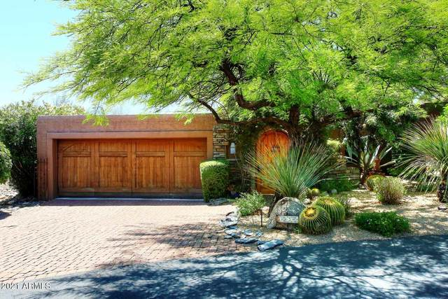 3030 N Ironwood Court, Carefree, AZ 85377 (MLS #6229542) :: The Luna Team