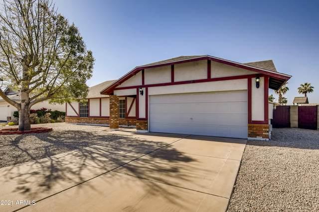 7745 W Mescal Street, Peoria, AZ 85345 (MLS #6229549) :: Yost Realty Group at RE/MAX Casa Grande