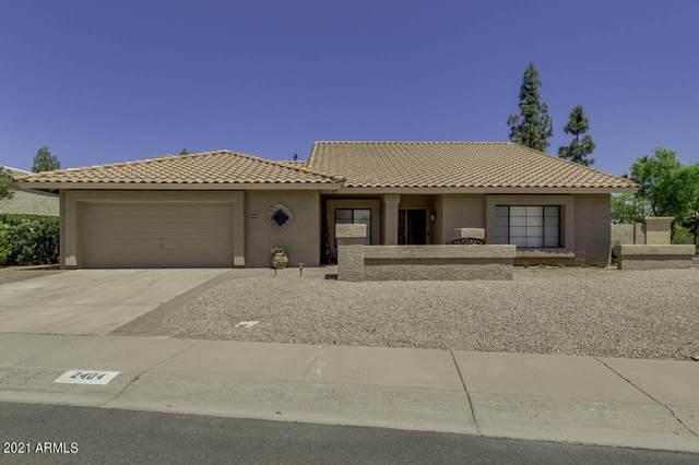 2404 W Gregg Drive, Chandler, AZ 85224 (MLS #6229571) :: Keller Williams Realty Phoenix