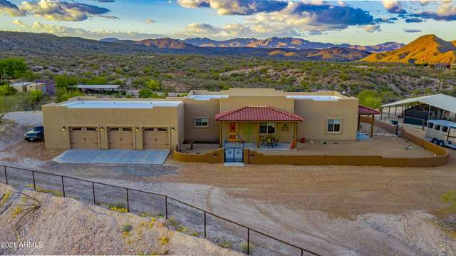 1300 W Tellier Trail, Wickenburg, AZ 85390 (MLS #6229679) :: Howe Realty