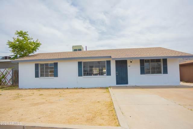 817 W Monte Way, Phoenix, AZ 85041 (MLS #6229717) :: Maison DeBlanc Real Estate
