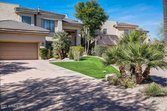 7425 E Gainey Ranch Road #2, Scottsdale, AZ 85258 (#6229990) :: Long Realty Company