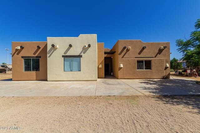 8539 N 143RD Avenue, Waddell, AZ 85355 (MLS #6230040) :: Selling AZ Homes Team