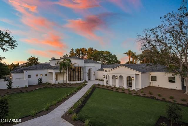6042 E Via Los Caballos, Paradise Valley, AZ 85253 (MLS #6230103) :: Yost Realty Group at RE/MAX Casa Grande