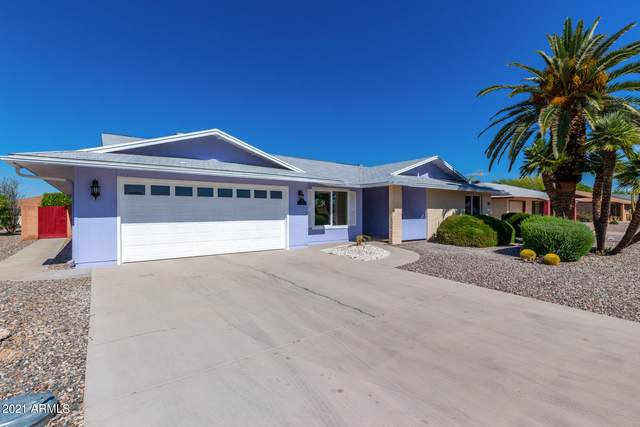 19420 N Concho Circle ., Sun City, AZ 85373 (MLS #6230110) :: Keller Williams Realty Phoenix