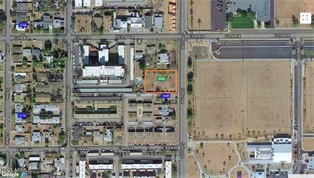 226 S Horne, Mesa, AZ 85204 (MLS #6230139) :: My Home Group
