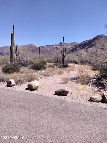 0 E Short Court, Gold Canyon, AZ 85118 (MLS #6230168) :: The Carin Nguyen Team