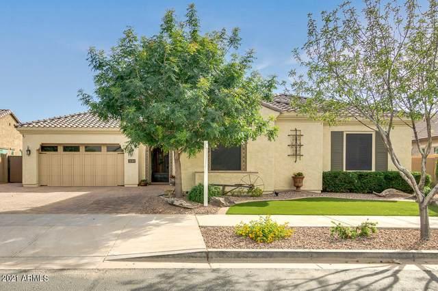 21702 S 222ND Court, Queen Creek, AZ 85142 (MLS #6230195) :: Kepple Real Estate Group