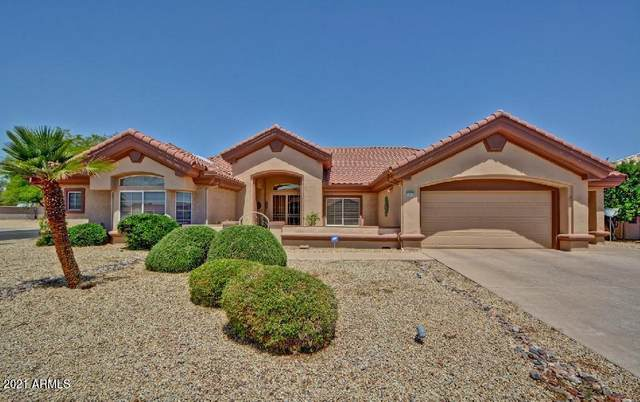 14634 W Futura Drive, Sun City West, AZ 85375 (MLS #6230229) :: West Desert Group | HomeSmart