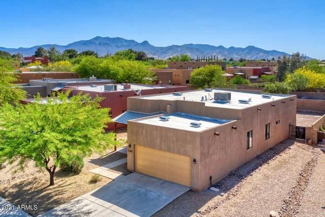 916 Leonard Wood Street, Sierra Vista, AZ 85635 (MLS #6230235) :: The Luna Team